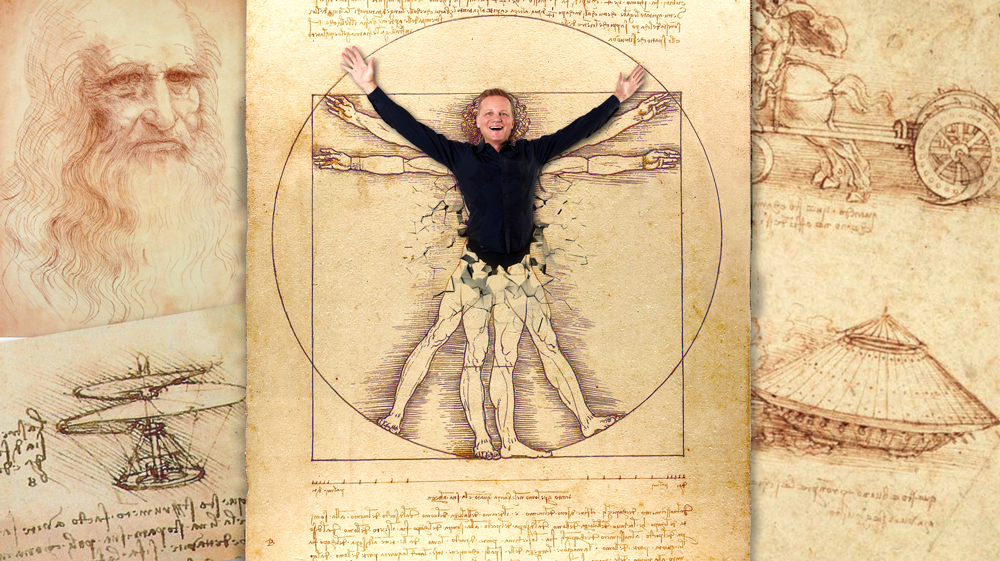 UNLEASH YOUR INNER DA VINCI™